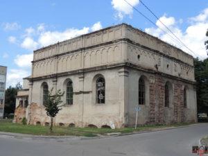 Велика Бродівська синагога, 1742 р.