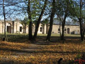 Каземати Бродівського замку