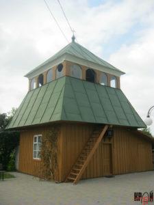 Дзвіниця церкви Св. Трійці