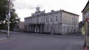 Будівля колишнього гоелю «Європа»