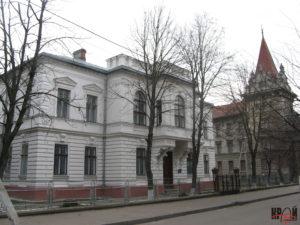Будівля колишньої торгово-промислової палати