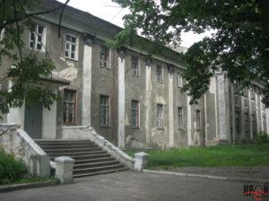 Палац Бродівського замку