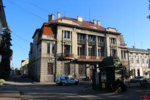 Колишня будівля філії Празького кредитного банку