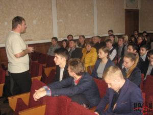 Лекторій присвячений 135-річчю від дня народження історика Івана Созанського (1881-1911рр.)